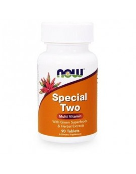 NOW - SPECIAL TWO MULTI VITAMIN 180tabl
