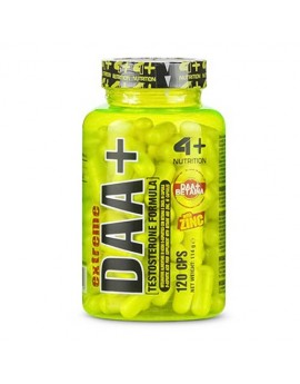 4+ NUTRITION - DAA + 120caps