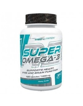 TREC- SUPER OMEGA-3 120caps