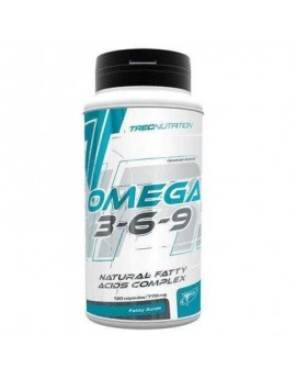 TREC- OMEGA 3-6-9 120caps