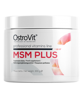 OSTROVIT - MSM PLUS 300g