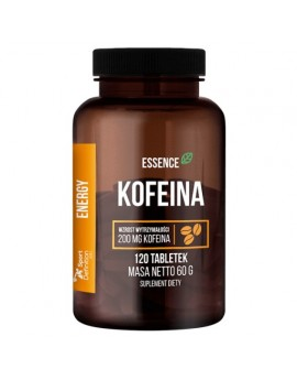 ESSENCE - CAFFEINE 120tabl
