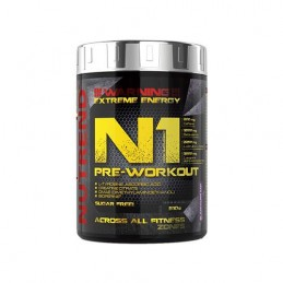 NUTREND - N1 PRE -WORKOUT 510g