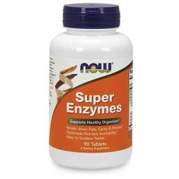 NOW - SUPER ENZYMES...