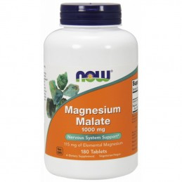 NOW - MAGNESIUM MALATE...