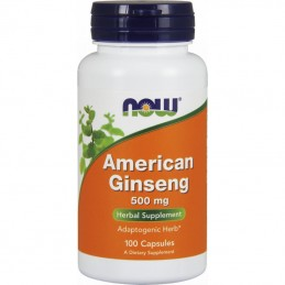 NOW - AMERICAN GINSENG...