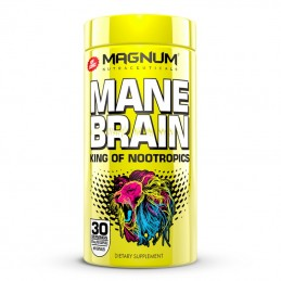 MAGNUM - MANE BRAIN 60caps