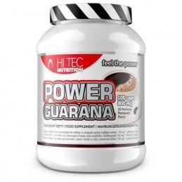 HI-TEC - POWER GUARANA 100caps