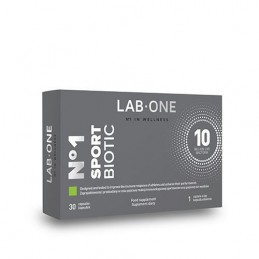 LAB ONE - SPORTBIOTIC 30caps