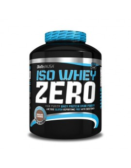 BIO TECH USA - ISO WHEY...