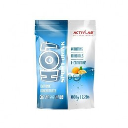 ACTIVLAB - HOT SPOTR DRINK...