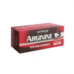 ACTIVLAB - ARGININE 3 120caps