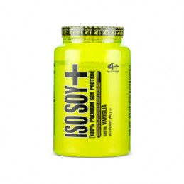 4+ NUTRITION - ISO SOY 900g...