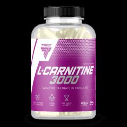 TREC -  L-CARNITINE 3000 120tabl