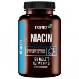 ESSENCE - NIACIN 120tabl
