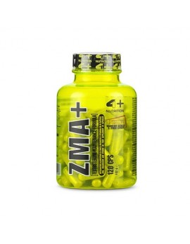 4+ NUTRITION - ZMA+ 120caps
