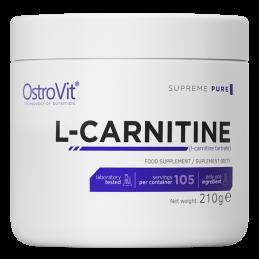 OSTROVIT - L-CARNITINE 210g