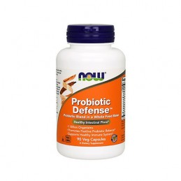 NOW - PROBIOTIC DEFENSE 90...