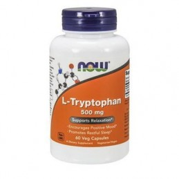 NOW - L-TRYPTOPHAN 500 mg...