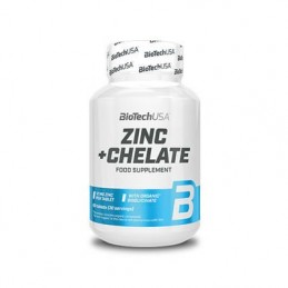 BIO TECH USA - ZINC CHELATE...