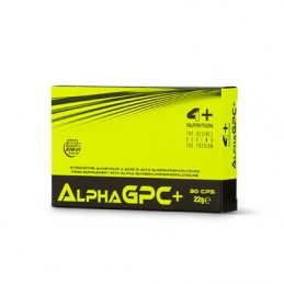 4+ NUTRITION - ALPHA GPC+...