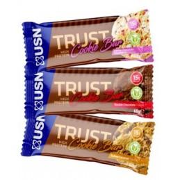 USN - TRUST COOKIE BAR 60g
