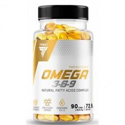 TREC - OMEGA 3-6-9 90caps